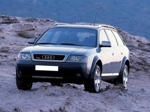 Audi A6 allroad quattro 2000 - 2005