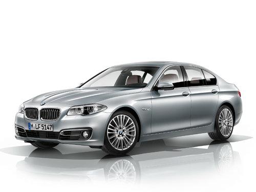 BMW 5-Series 2013 - 2017