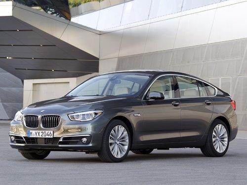 BMW 5-Series Gran Turismo 2013 - 2016