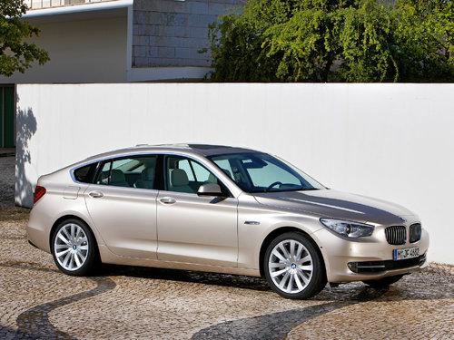 BMW 5-Series Gran Turismo 2009 - 2013