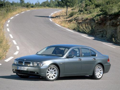 BMW 7-Series 2001 - 2005