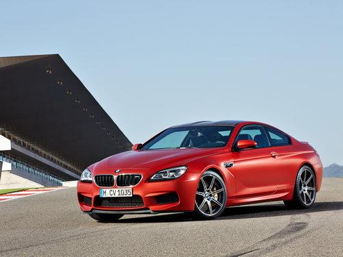 BMW M6 2015 - 2017