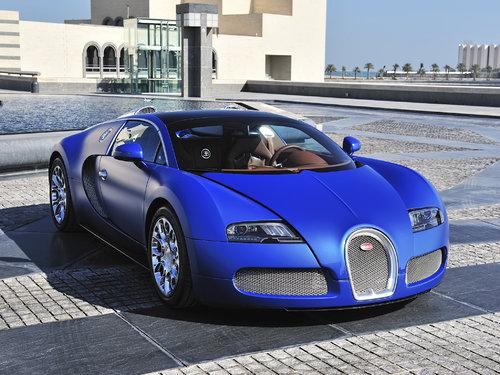Bugatti Veyron 2009 - 2012