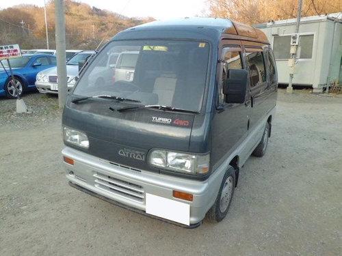 Daihatsu Atrai 1986 - 1990