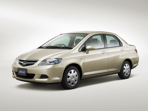 Honda Fit Aria 2005 - 2009