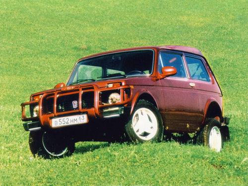 Лада 4x4 2121 Нива 1977 - 2011