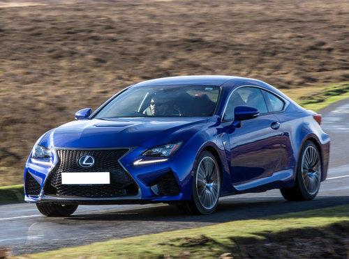 Lexus RC F 2014 - 2019