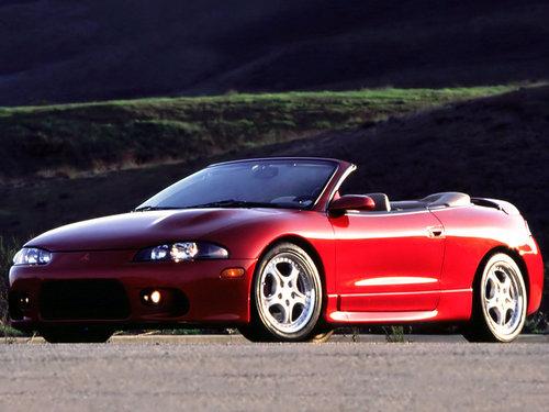 Mitsubishi Eclipse 1997 - 1998