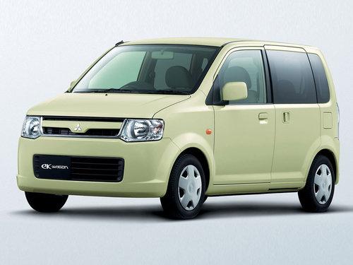 Mitsubishi eK Wagon 2006 - 2008