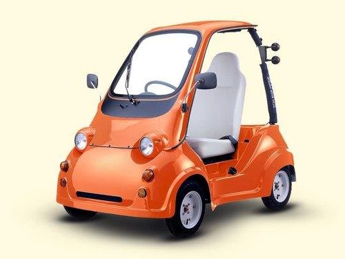 Mitsuoka Micro Car 1998 - 2007