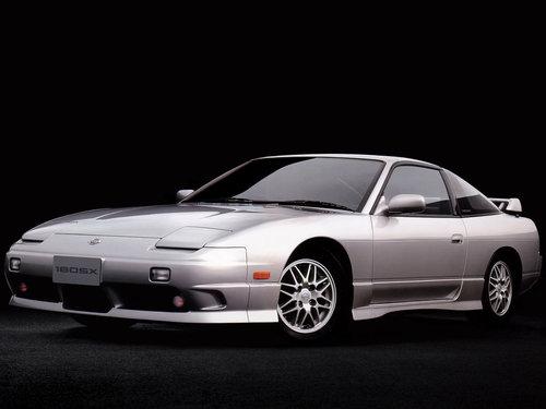 Nissan 180SX 1996 - 1998
