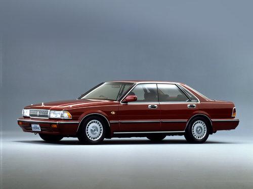 Nissan Cedric 1987 - 1989