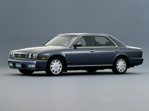 Nissan Cedric 1991 - 1993