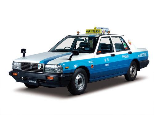 Nissan Cedric 1991 - 2009