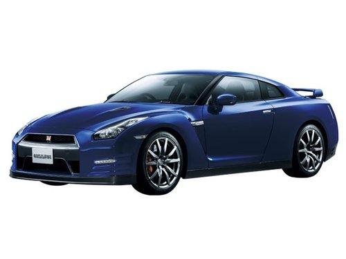 Nissan GT-R 2010 - 2013