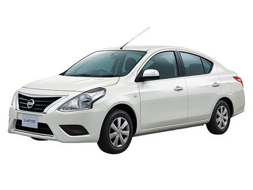 Nissan Latio 2014 - 2016