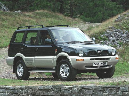 Nissan Mistral 1997 - 1999