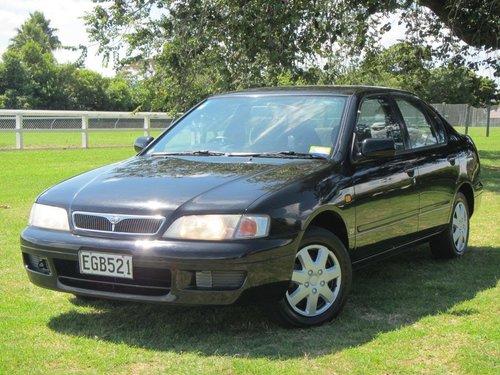 Nissan Primera Camino 1995 - 1997