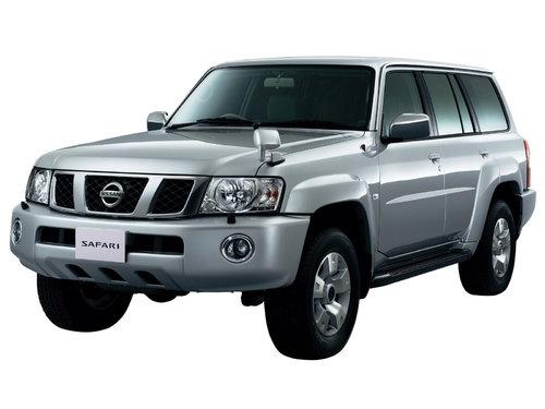 Nissan Safari 2004 - 2007