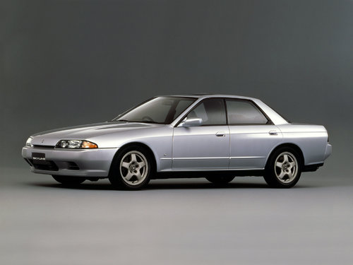 Nissan Skyline 1989 - 1991