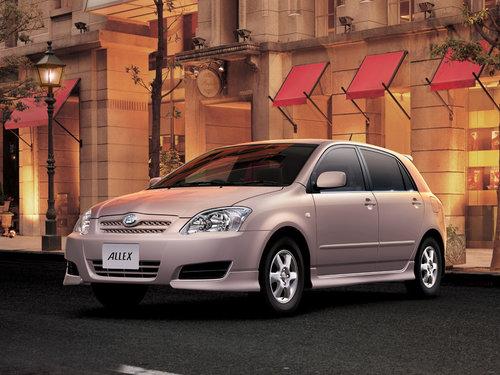 Toyota Allex 2004 - 2006