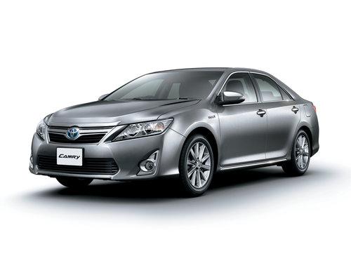 Toyota Camry 2011 - 2014