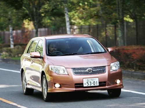 Toyota Corolla Fielder 2006 - 2008