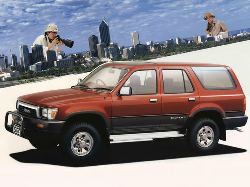 Toyota Hilux Surf 1989 - 1991
