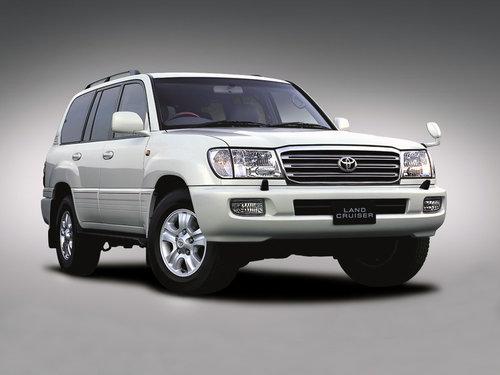 Toyota Land Cruiser 2002 - 2005