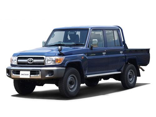 Toyota Land Cruiser 2014 - 2015