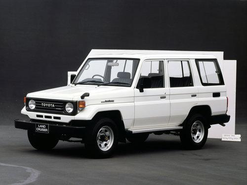 Toyota Land Cruiser 1984 - 1994