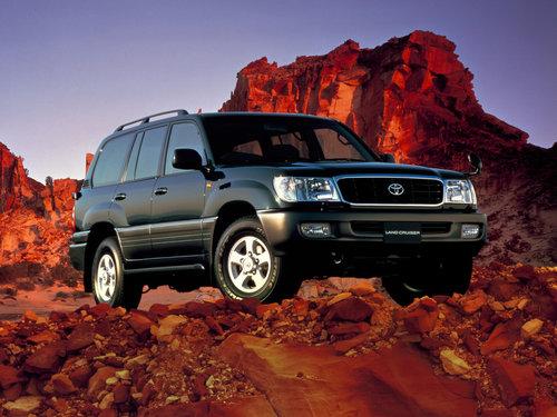 Toyota Land Cruiser 1998 - 2002