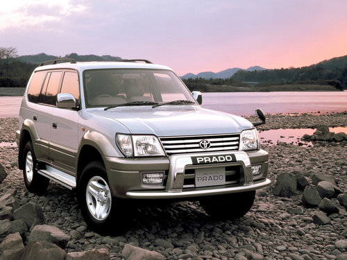 Toyota Land Cruiser Prado 1999 - 2002