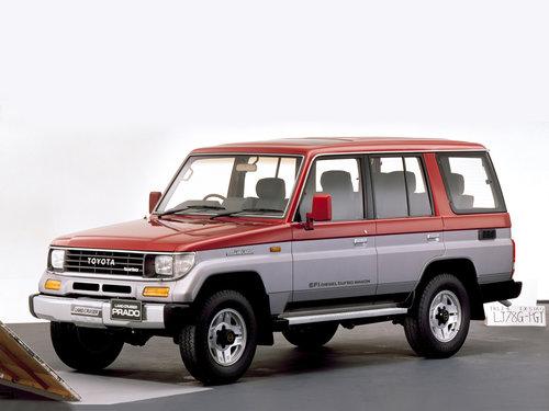 Toyota Land Cruiser Prado 1987 - 1993