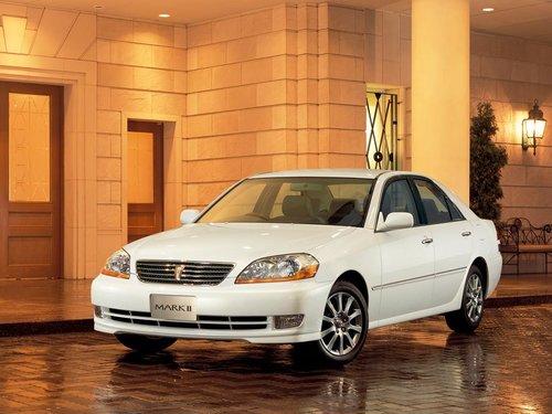 Toyota Mark II 2002 - 2004