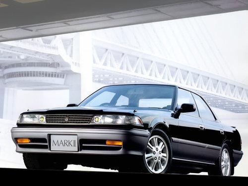 Toyota Mark II 1990 - 1992