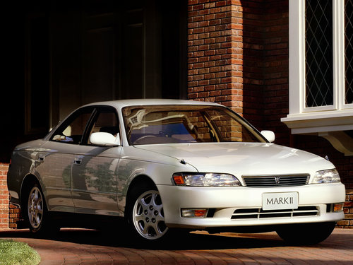 Toyota Mark II 1992 - 1994