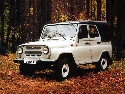 УАЗ 3151 1985 - 2013