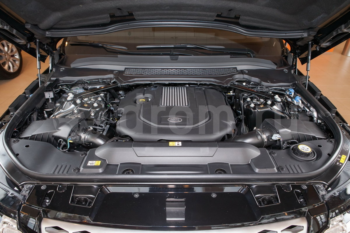 Тип двигателя: V6