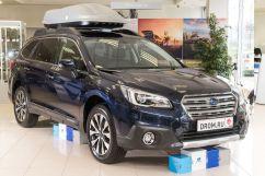 Subaru Outback 2.5i-S CVT ZR (04.2016 - 12.2016)