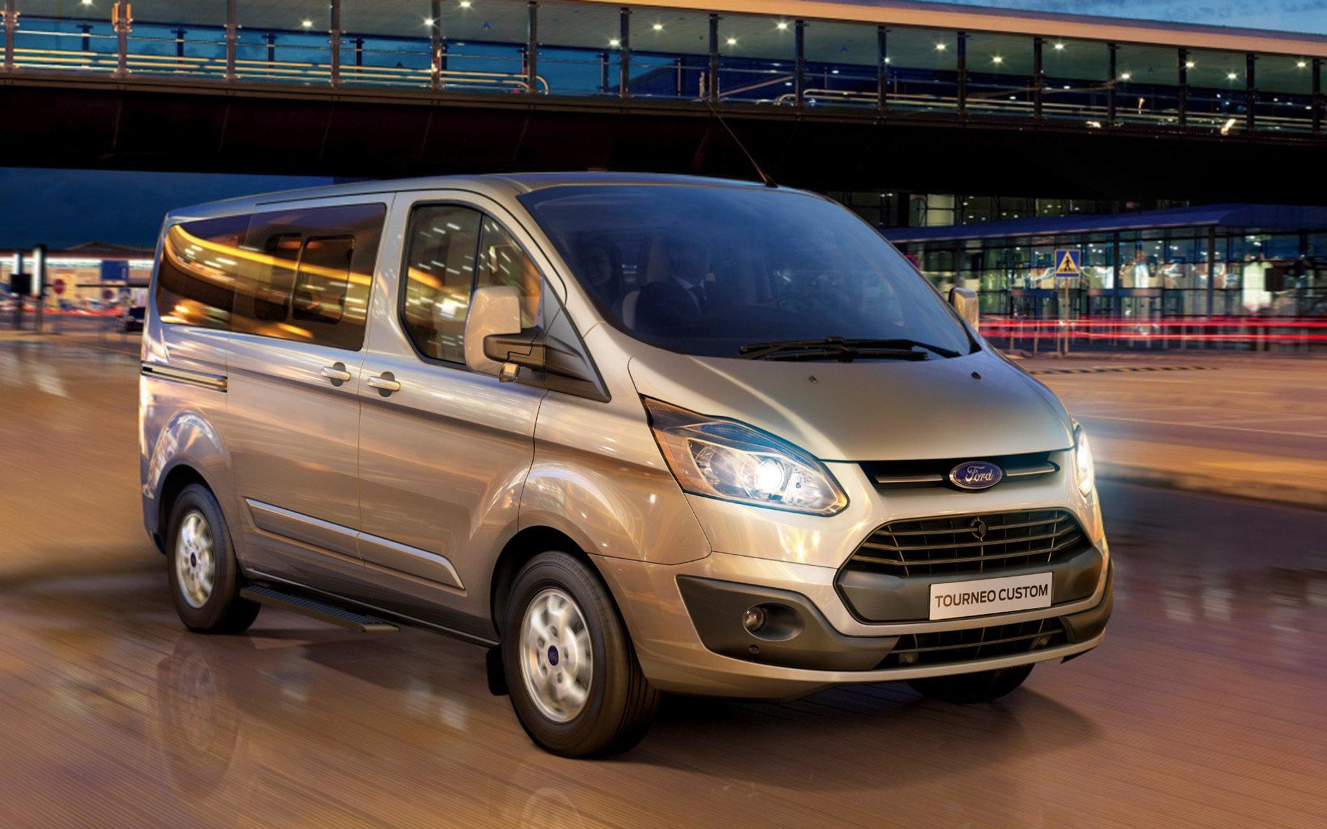 Модели микроавтобусов форд фото хабаровске семье