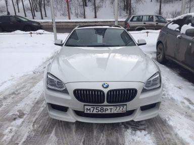 BMW 6-Series 2013 отзыв автора | Дата публикации 15.04.2016.
