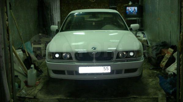 BMW 7-Series 1998 - отзыв владельца
