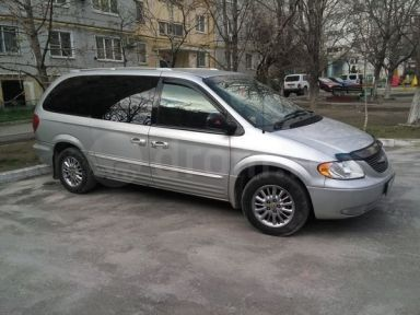 Chrysler Town&Country, 2002