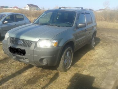 Ford Escape, 2005