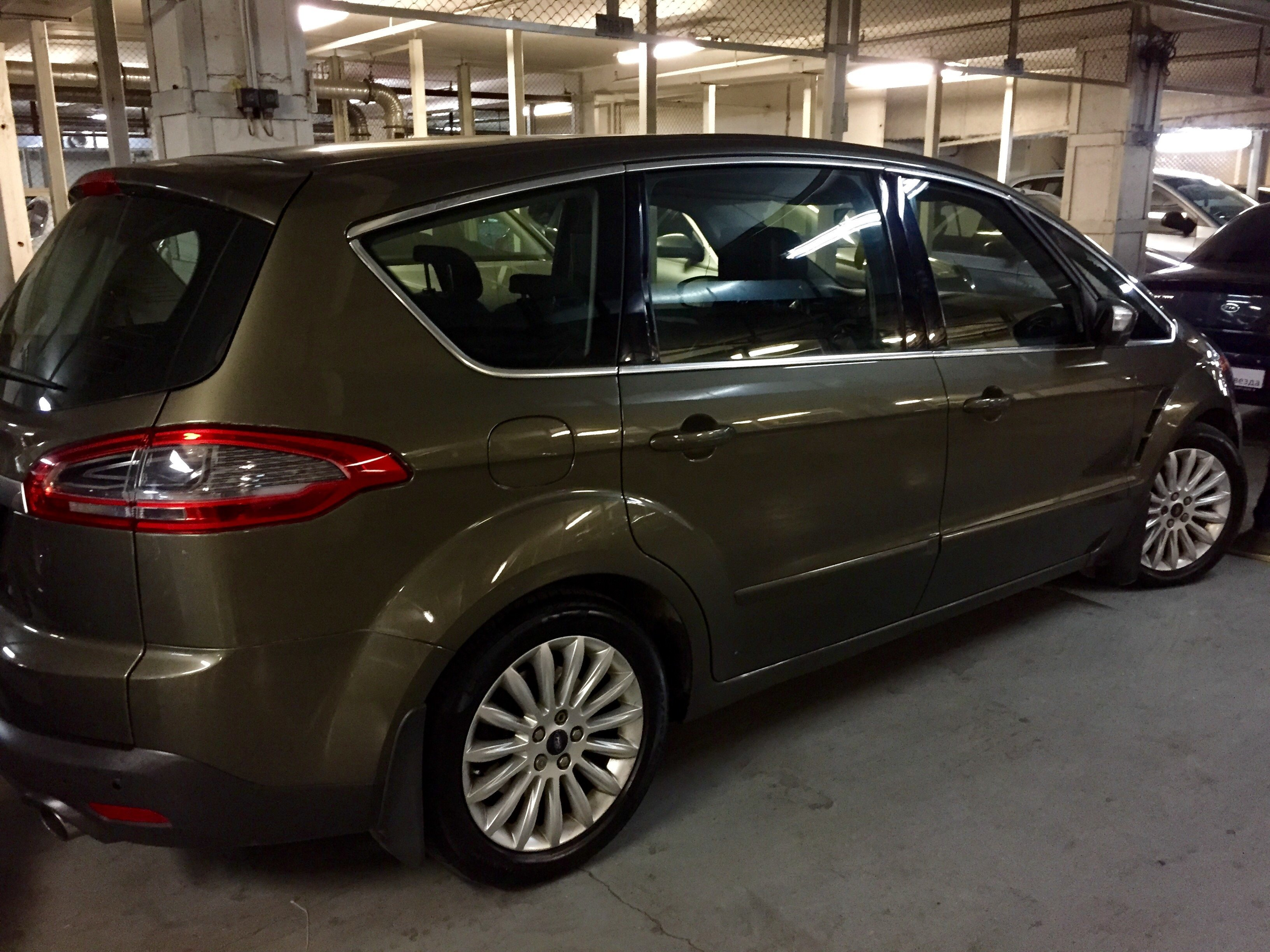 ford s max детские болезни