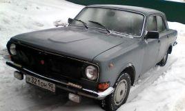 ГАЗ 24 Волга, 1991