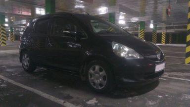 Honda Jazz, 2007