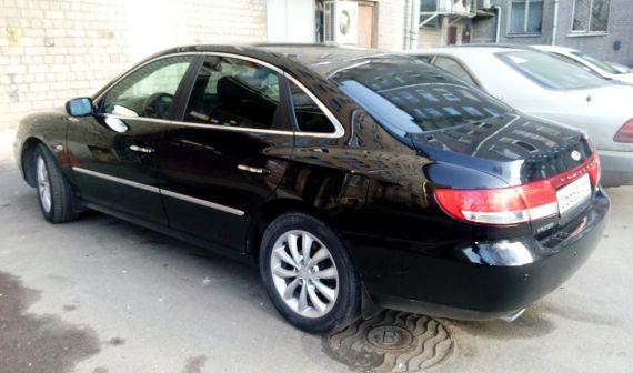 Hyundai Grandeur 2007 - отзыв владельца