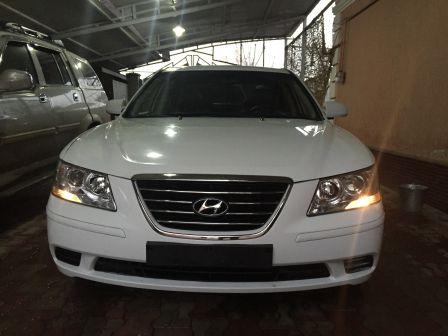 Hyundai Sonata 2009 - отзыв владельца